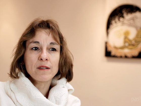 Sophie Le van Gong about Pashmin Art Gallery