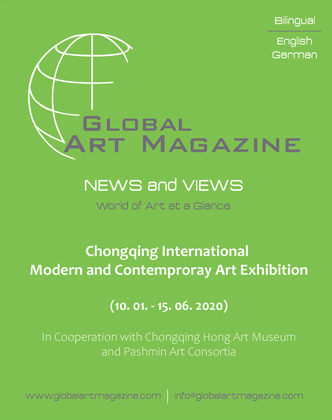 Global Art Magazin über Chongqing Exhibition