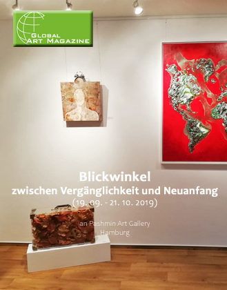 "Global Art Magazine über ""Blickwinkel"""