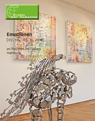 "Global Art Magazine über ""Emotionen"""