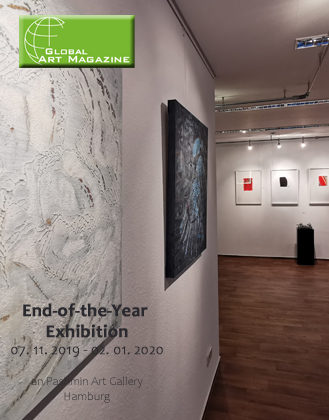 Global Art Magazine über End-of-the-Year Exhibition
