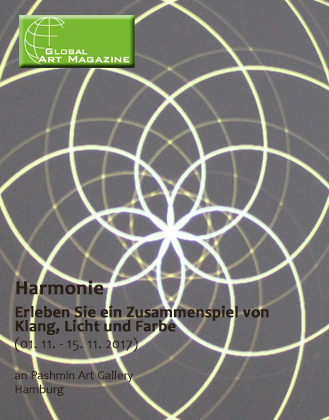 "Global Art Magazine über ""Harmonie"""