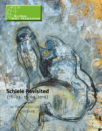 "Global Art Magazine über ""Schiele Revisited"""